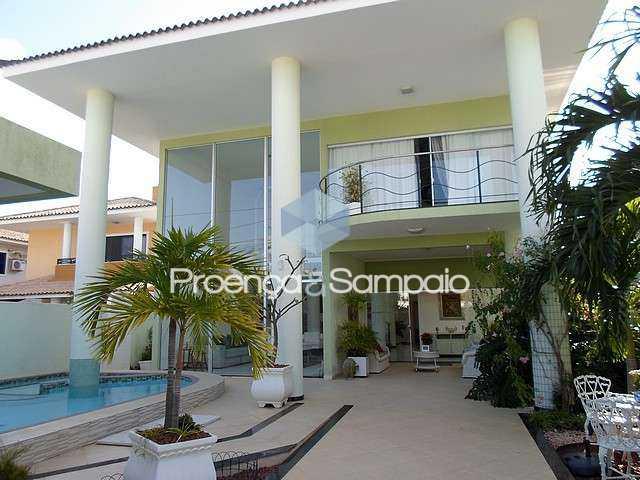 FOTO0 - Casa em Condomínio 5 quartos à venda Lauro de Freitas,BA - R$ 1.350.000 - PSCN50016 - 1