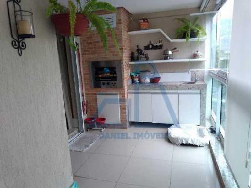 e4483b984764d681785c3f8e5253e4 - Apartamento 3 quartos à venda Barra da Tijuca, Rio de Janeiro - R$ 900.000 - DIAP30003 - 25