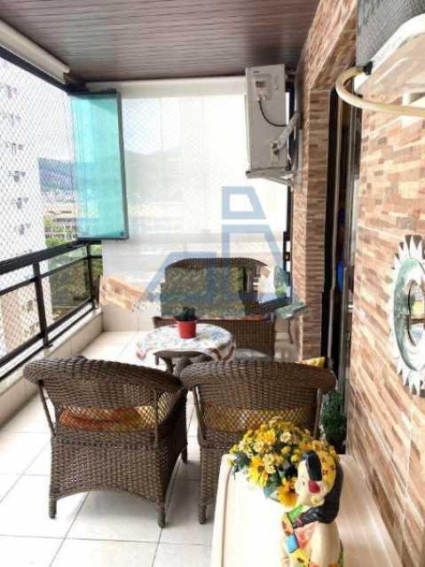 image 3 - Apartamento 3 quartos à venda Barra da Tijuca, Rio de Janeiro - R$ 1.250.000 - DIAP30004 - 4