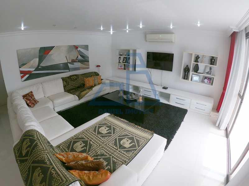GOPR6230 - Apartamento 4 quartos à venda Barra da Tijuca, Rio de Janeiro - R$ 4.200.000 - DIAP40001 - 1