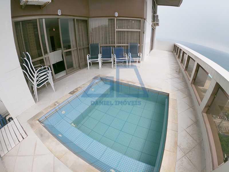 GOPR6242 - Apartamento 4 quartos à venda Barra da Tijuca, Rio de Janeiro - R$ 4.200.000 - DIAP40001 - 6