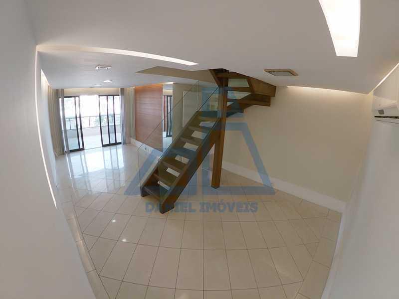 GOPR8018 - Cobertura 3 quartos à venda Jardim Guanabara, Rio de Janeiro - R$ 1.380.000 - DICO30001 - 1