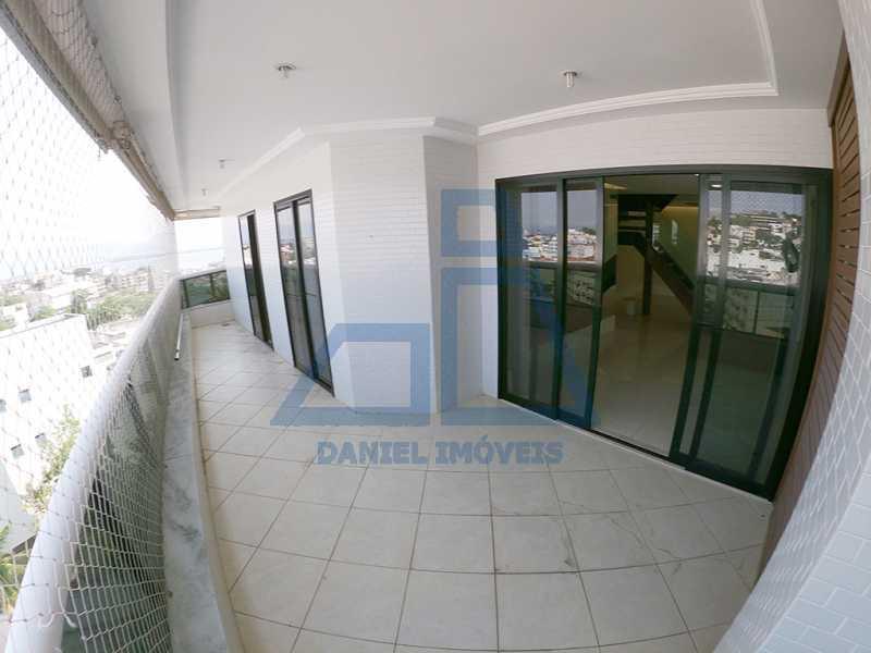 GOPR8022 - Cobertura 3 quartos à venda Jardim Guanabara, Rio de Janeiro - R$ 1.380.000 - DICO30001 - 5