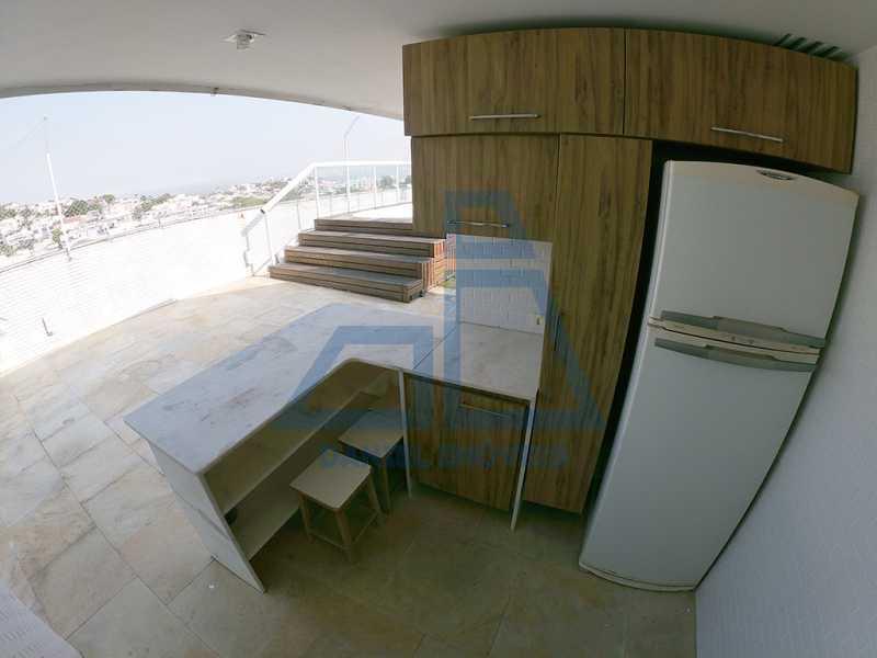 GOPR8074 - Cobertura 3 quartos à venda Jardim Guanabara, Rio de Janeiro - R$ 1.380.000 - DICO30001 - 24