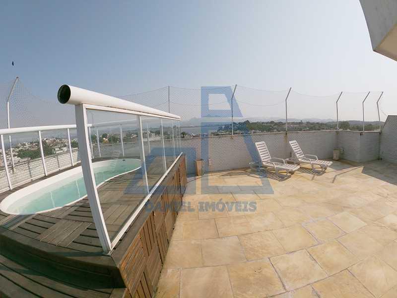 GOPR8082 - Cobertura 3 quartos à venda Jardim Guanabara, Rio de Janeiro - R$ 1.380.000 - DICO30001 - 25