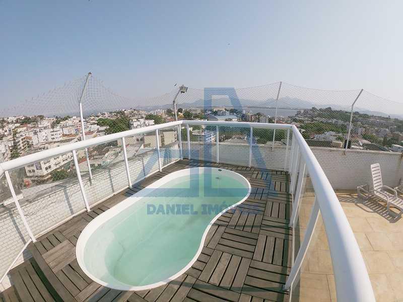 GOPR8083 - Cobertura 3 quartos à venda Jardim Guanabara, Rio de Janeiro - R$ 1.380.000 - DICO30001 - 26