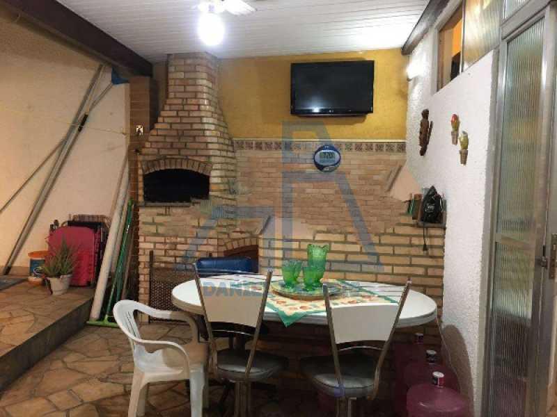 image 2 - Casa 5 quartos à venda Cocotá, Rio de Janeiro - R$ 850.000 - DICA50001 - 4