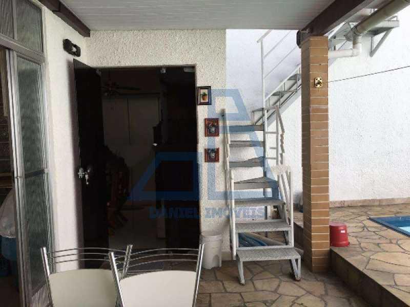 image 25 - Casa 5 quartos à venda Cocotá, Rio de Janeiro - R$ 850.000 - DICA50001 - 26
