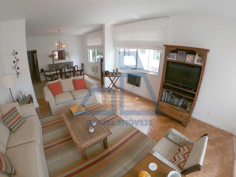 GOPR8382 - Apartamento 4 quartos à venda Gávea, Rio de Janeiro - R$ 1.700.000 - DIAP40002 - 1