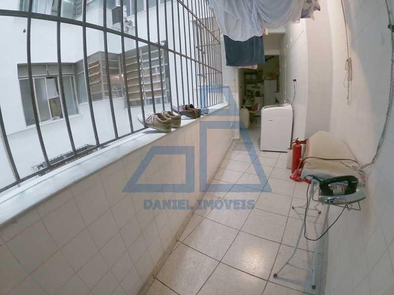 GOPR8415 - Apartamento 4 quartos à venda Gávea, Rio de Janeiro - R$ 1.700.000 - DIAP40002 - 22