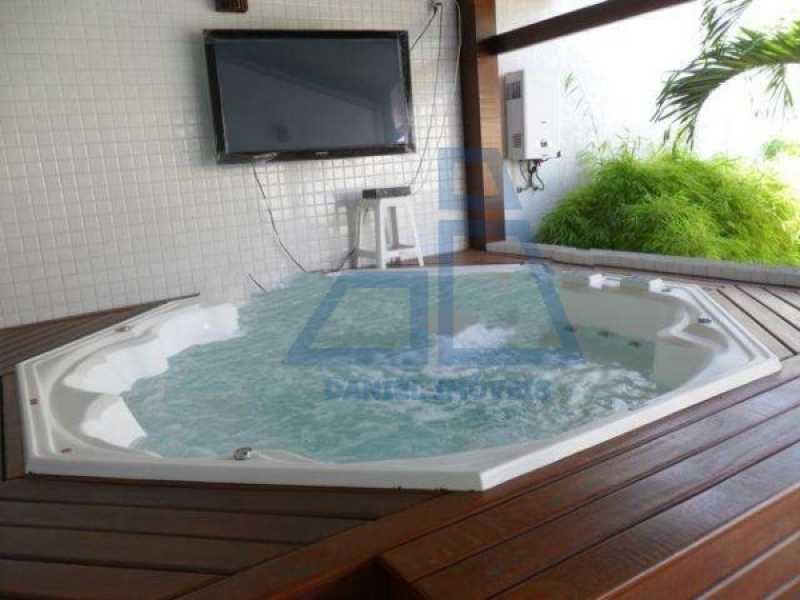 image 1 - Casa 4 quartos à venda Pitangueiras, Rio de Janeiro - R$ 1.800.000 - DICA40002 - 3