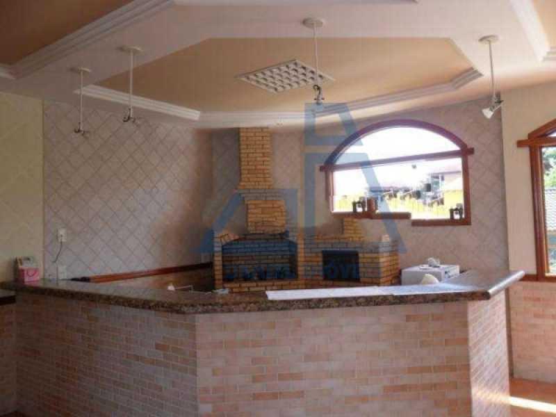 image 6 - Casa 4 quartos à venda Pitangueiras, Rio de Janeiro - R$ 1.800.000 - DICA40002 - 7