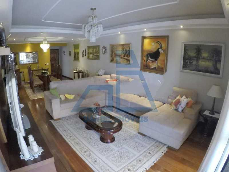 image 4 - Apartamento 3 quartos à venda Praia da Bandeira, Rio de Janeiro - R$ 750.000 - DIAP30013 - 1