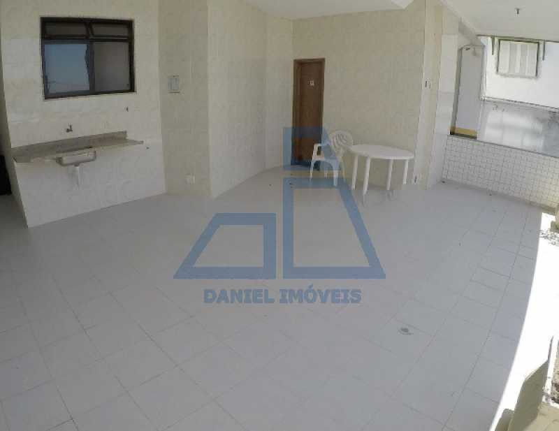 image 5 - Apartamento 3 quartos à venda Praia da Bandeira, Rio de Janeiro - R$ 750.000 - DIAP30013 - 7