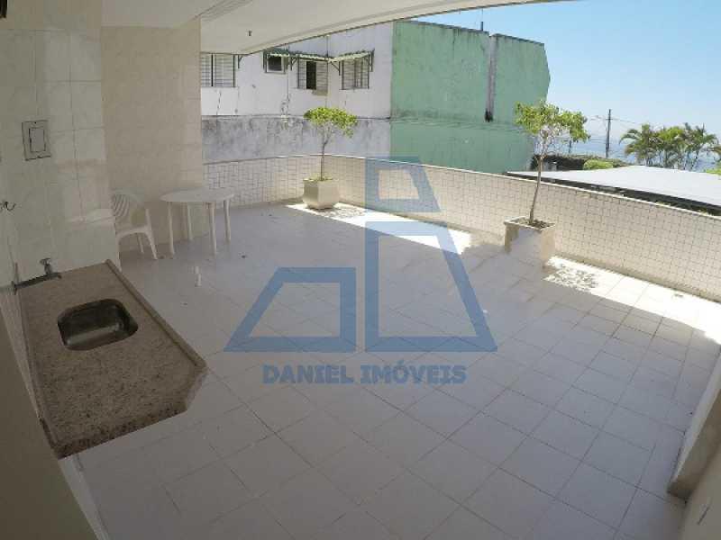 image 9 - Apartamento 3 quartos à venda Praia da Bandeira, Rio de Janeiro - R$ 750.000 - DIAP30013 - 10