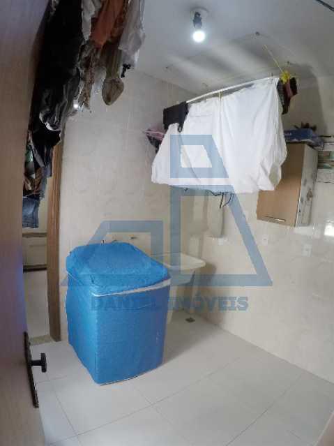 image 19 - Apartamento 3 quartos à venda Praia da Bandeira, Rio de Janeiro - R$ 750.000 - DIAP30013 - 20