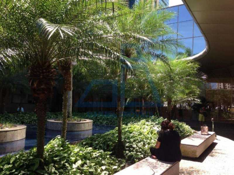 image 1 - Sala Comercial 36m² para venda e aluguel Barra da Tijuca, Rio de Janeiro - R$ 420.000 - DISL00009 - 4