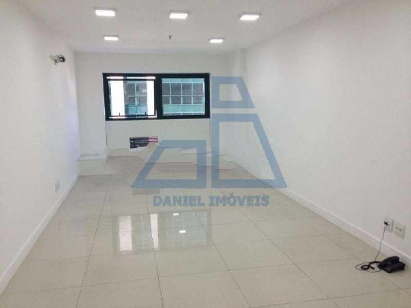 image - Sala Comercial 36m² para venda e aluguel Barra da Tijuca, Rio de Janeiro - R$ 420.000 - DISL00009 - 3