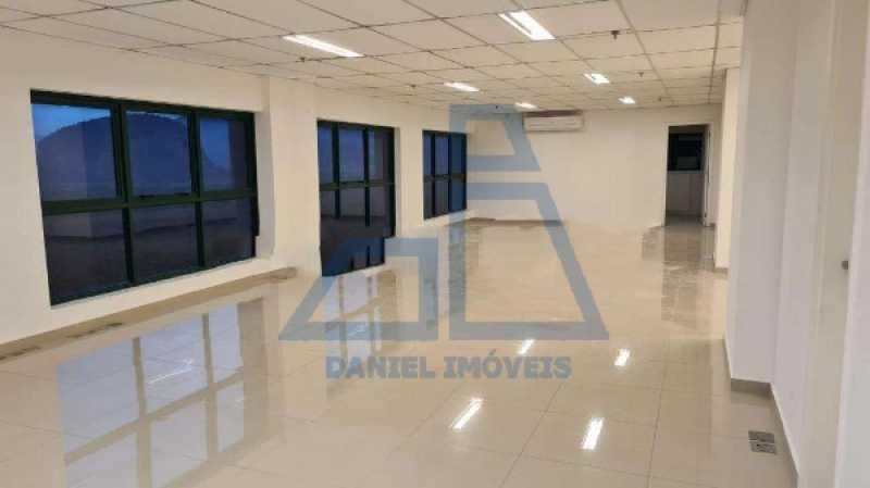 image 1 - Sala Comercial 150m² para venda e aluguel Barra da Tijuca, Rio de Janeiro - R$ 1.600.000 - DISL00010 - 4
