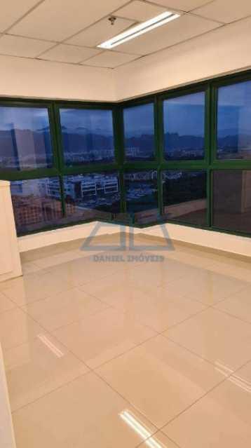 image 2 - Sala Comercial 150m² para venda e aluguel Barra da Tijuca, Rio de Janeiro - R$ 1.600.000 - DISL00010 - 5