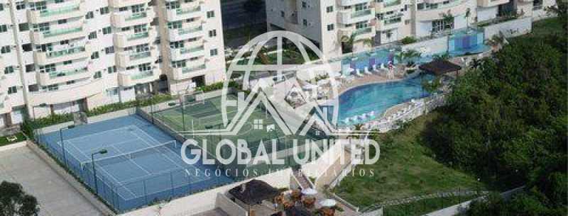 337802002117308 - Apartamento Condomínio Viva Viver, Estrada dos Bandeirantes,Rio de Janeiro, Curicica, RJ À Venda, 3 Quartos, 89m² - REAP30036 - 14