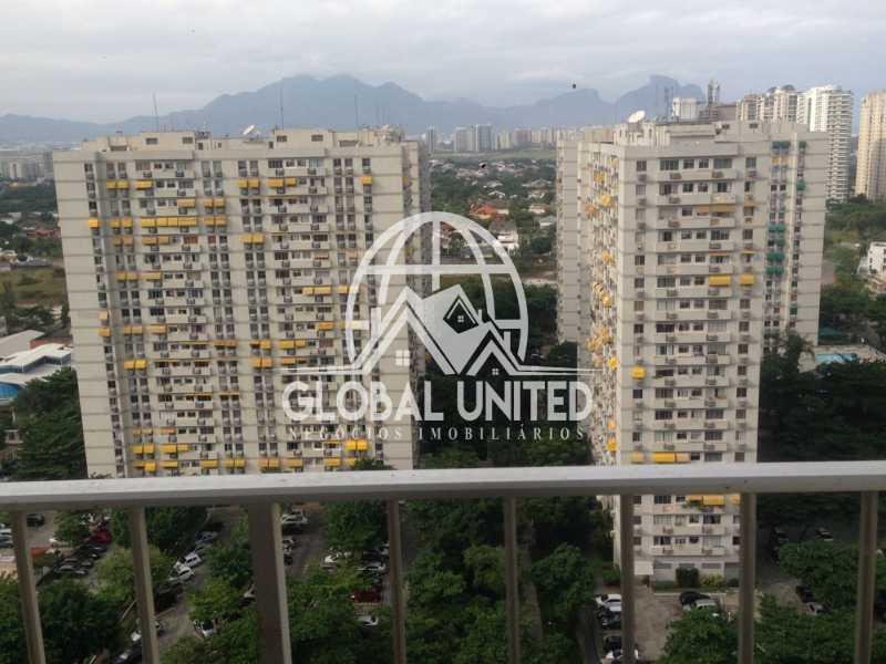 0aa7654d-c2ce-4b51-a1b6-1cee34 - Apartamento Condomínio Pontões, Rua Sylvio da Rocha Pollis,Rio de Janeiro, Barra da Tijuca, RJ À Venda, 2 Quartos, 60m² - REAP20072 - 1