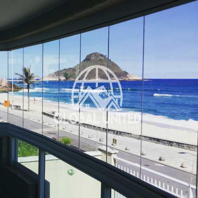 3201 - Apartamento Condomínio Solar do Atlântico, Estrada do Pontal,Rio de Janeiro, Recreio dos Bandeirantes, RJ À Venda, 2 Quartos, 85m² - REAP20077 - 1