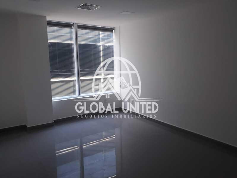 20181023_163033 - Sala Comercial Para Alugar no Condomínio A5 OFFICES - Recreio dos Bandeirantes - Rio de Janeiro - RJ - RESL00013 - 3