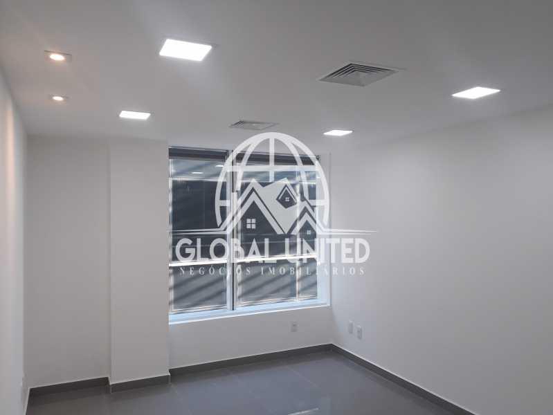 20181023_163155 - Sala Comercial Para Alugar no Condomínio A5 OFFICES - Recreio dos Bandeirantes - Rio de Janeiro - RJ - RESL00013 - 1