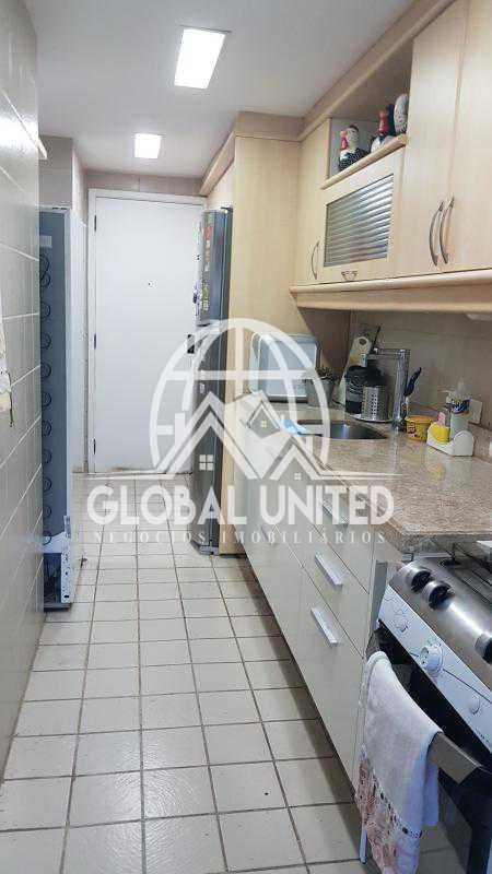 20171204_191828 - Apartamento Condomínio SANTA MÔNICA CLUB, Rua Desenhista Luiz Guimarães,Rio de Janeiro, Barra da Tijuca, RJ À Venda, 4 Quartos, 125m² - REAP40008 - 13