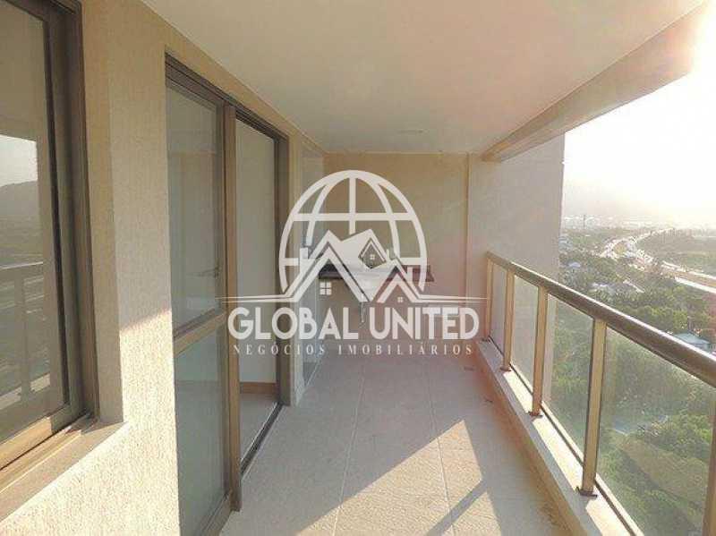 733822006894539 - Apartamento À Venda no Condomínio Choice - Barra da Tijuca - Rio de Janeiro - RJ - REAP30046 - 5