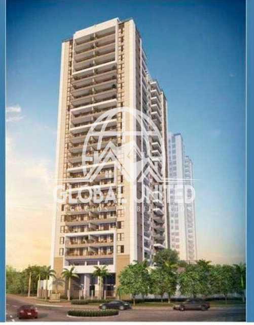 735822003611214 - Apartamento À Venda no Condomínio Choice - Barra da Tijuca - Rio de Janeiro - RJ - REAP30046 - 3