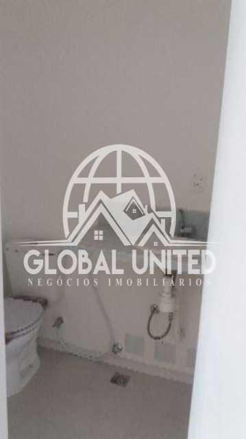 996721036938365 - Sala Comercial Condomínio Midtown, Avenida das Américas,Rio de Janeiro, Barra da Tijuca, RJ À Venda, 60m² - RESL00019 - 12