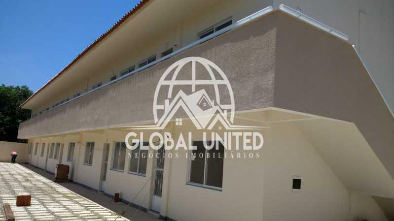 018688ab-888b-40e5-9821-4fb372 - Casa em Condomínio à venda Rua Benjamin Costa,Itaguaí,RJ - R$ 130.000 - RECN20001 - 5