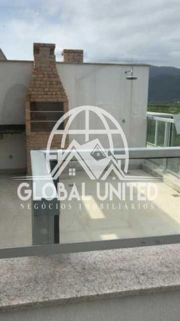 911826116257457 - Cobertura Para Alugar no Condomínio Concetto Nero - Barra da Tijuca - Rio de Janeiro - RJ - RECO30011 - 7