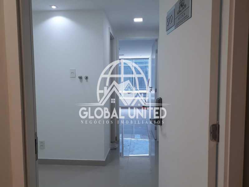 20190107_143518 - Sala Comercial Para Alugar no Condomínio A5 OFFICES - Recreio dos Bandeirantes - Rio de Janeiro - RJ - RESL00025 - 1