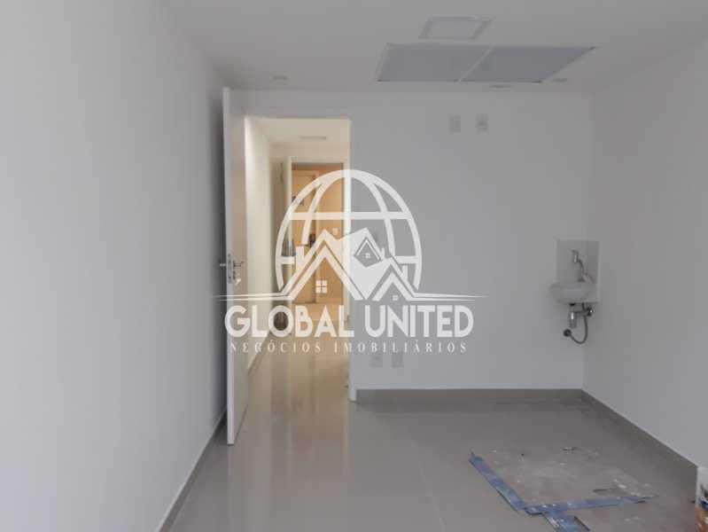 20190107_143533 - Sala Comercial Para Alugar no Condomínio A5 OFFICES - Recreio dos Bandeirantes - Rio de Janeiro - RJ - RESL00025 - 3