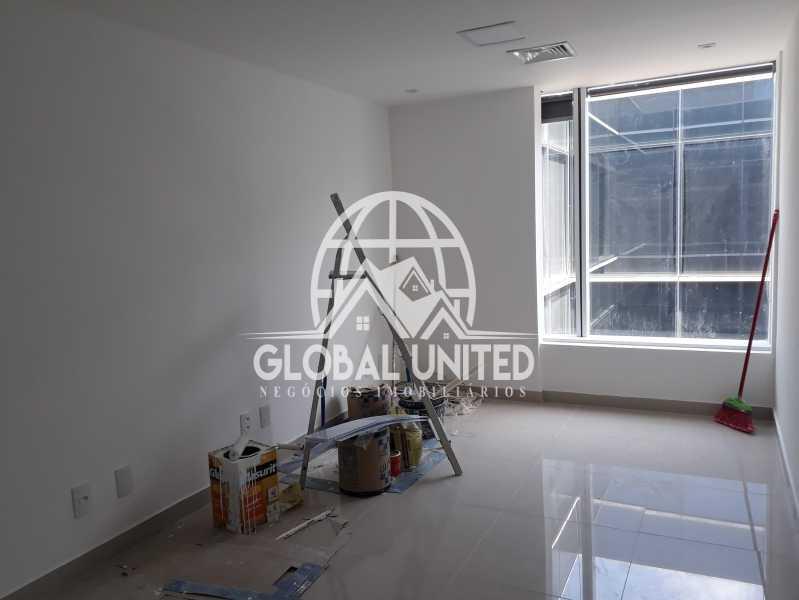 20190107_143706 - Sala Comercial Para Alugar no Condomínio A5 OFFICES - Recreio dos Bandeirantes - Rio de Janeiro - RJ - RESL00025 - 9