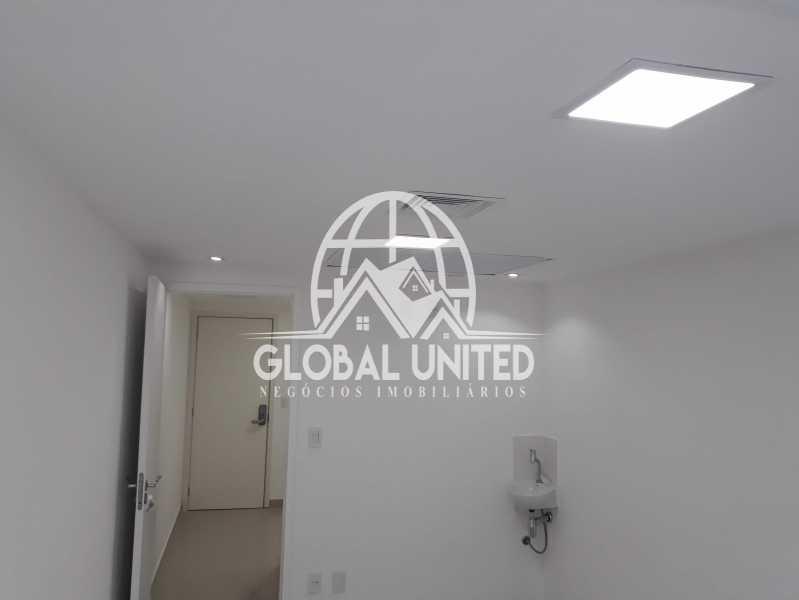 20190107_143913 - Sala Comercial Para Alugar no Condomínio A5 OFFICES - Recreio dos Bandeirantes - Rio de Janeiro - RJ - RESL00025 - 14