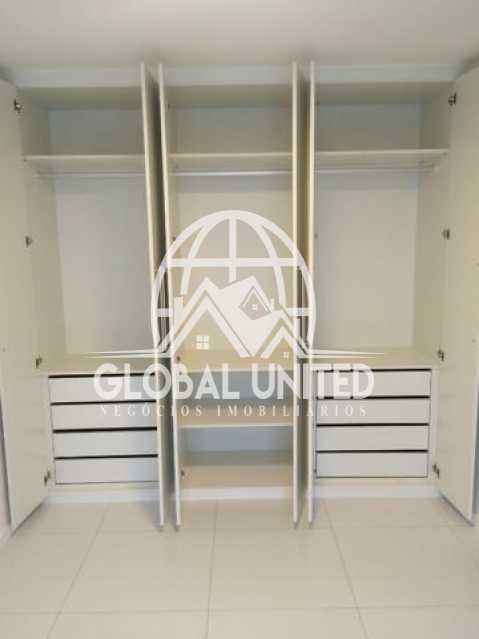 870822110291144 - Cobertura Para Alugar no Condomínio Scenarium Residence - Pechincha - Rio de Janeiro - RJ - RECO40007 - 10