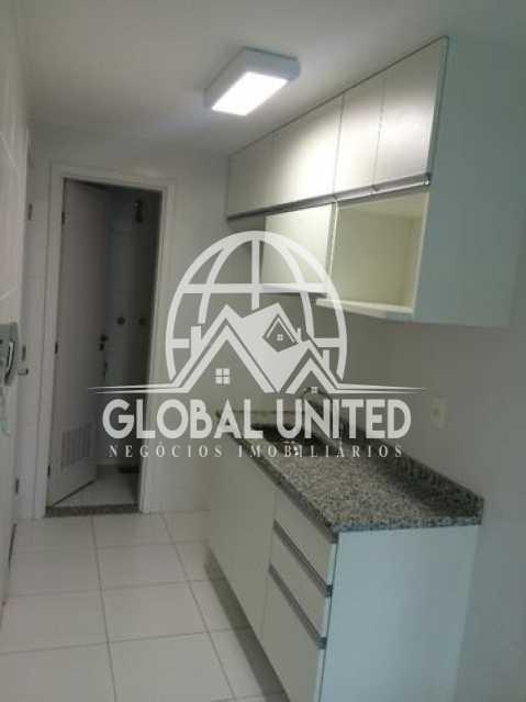 870822117518333 - Cobertura Para Alugar no Condomínio Scenarium Residence - Pechincha - Rio de Janeiro - RJ - RECO40007 - 9