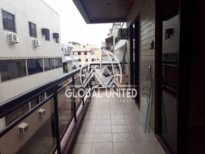20190228_111430 - Apartamento Para Venda ou Aluguel - Recreio dos Bandeirantes - Rio de Janeiro - RJ - REAP30066 - 28