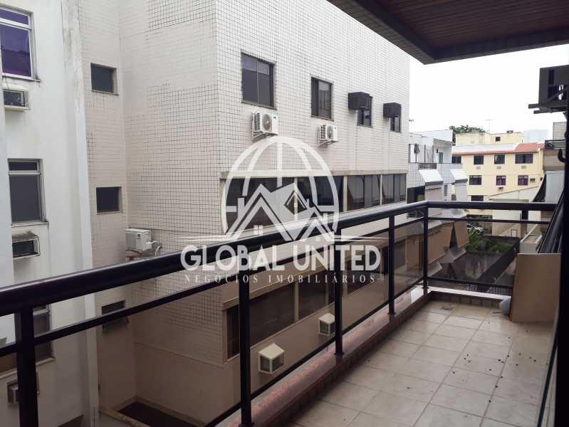 20190228_111457 - Apartamento Para Venda ou Aluguel - Recreio dos Bandeirantes - Rio de Janeiro - RJ - REAP30066 - 30