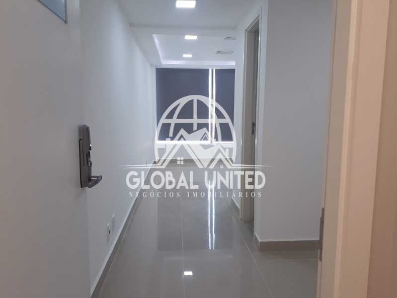 20190225_115139 - Sala Comercial Para Alugar no Condomínio A5 OFFICES - Recreio dos Bandeirantes - Rio de Janeiro - RJ - RESL00026 - 3