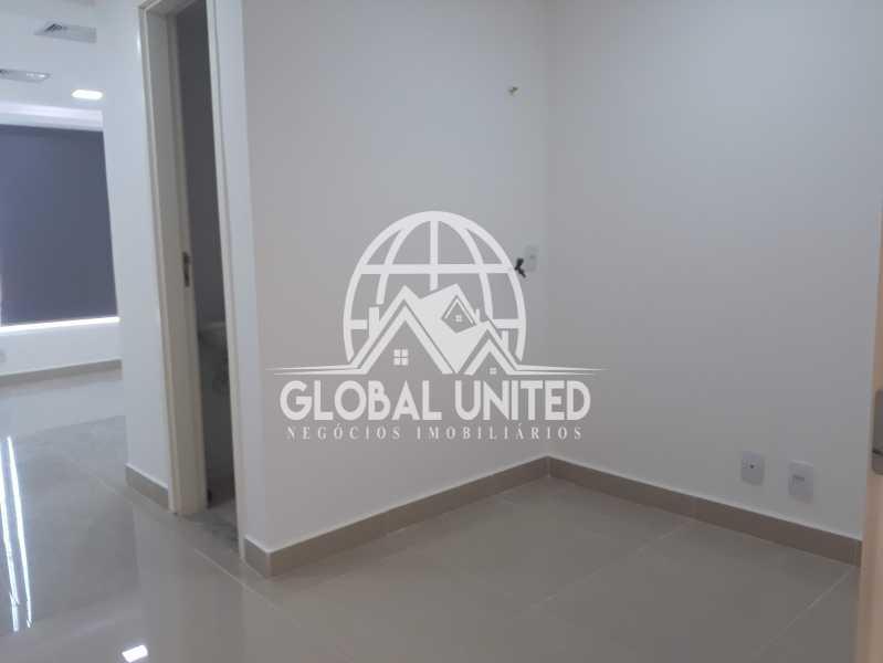 20190225_115147 - Sala Comercial Para Alugar no Condomínio A5 OFFICES - Recreio dos Bandeirantes - Rio de Janeiro - RJ - RESL00026 - 4