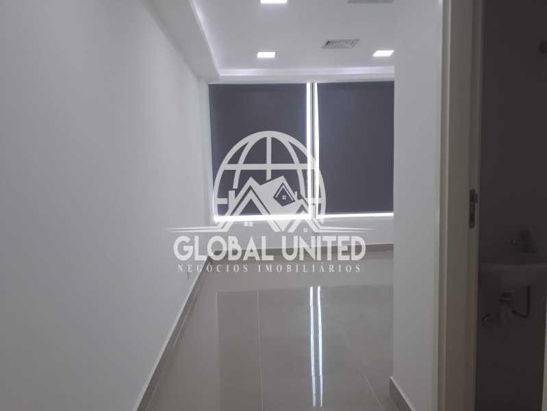 20190225_115223 - Sala Comercial Para Alugar no Condomínio A5 OFFICES - Recreio dos Bandeirantes - Rio de Janeiro - RJ - RESL00026 - 6