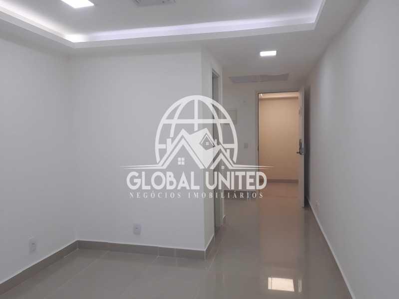 20190225_115316 - Sala Comercial Para Alugar no Condomínio A5 OFFICES - Recreio dos Bandeirantes - Rio de Janeiro - RJ - RESL00026 - 10