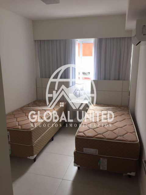8 - Apartamento Avenida das Américas,Rio de Janeiro, Recreio dos Bandeirantes, RJ Para Alugar, 2 Quartos, 79m² - REAP20160 - 9