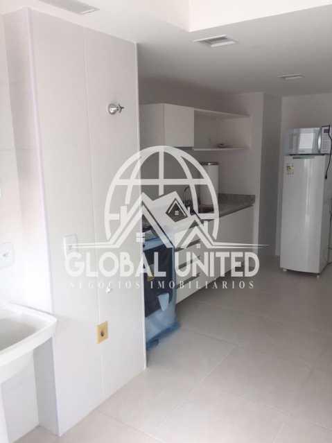 6 - Apartamento Avenida das Américas,Rio de Janeiro, Recreio dos Bandeirantes, RJ Para Alugar, 2 Quartos, 79m² - REAP20160 - 7