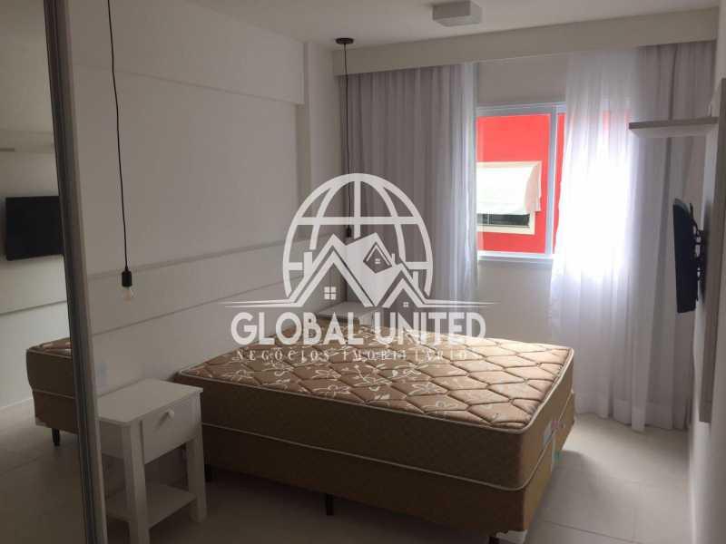 10 - Apartamento Avenida das Américas,Rio de Janeiro, Recreio dos Bandeirantes, RJ Para Alugar, 2 Quartos, 79m² - REAP20160 - 11